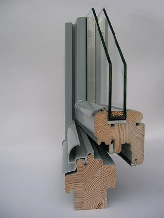 Okna drewniane EURO 68