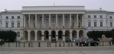 Nasze okna drewniane w Pałacu Lubomirskich w Warszawie